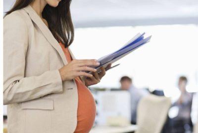 Работа по време на бременността