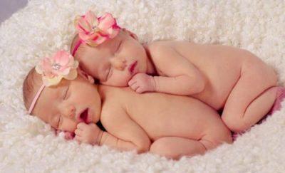 Многоплодна бременност близнаци