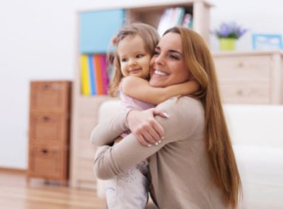 деца и родители