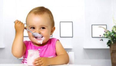 Кисело мляко за бебе
