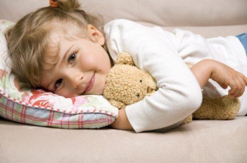 Проблеми при съня на децата