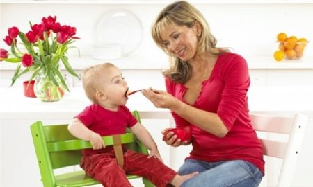 10 много полезни съвета от Анабел Кармел за захранване на бебето