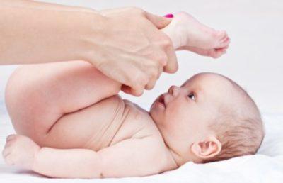 Рахит при бебета