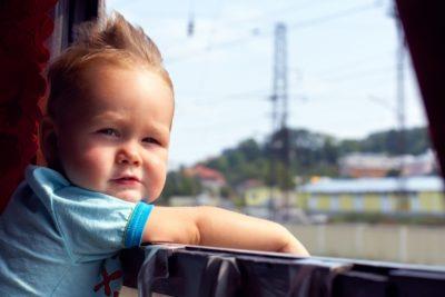 На път с бебе – какво да вземем и предвидим
