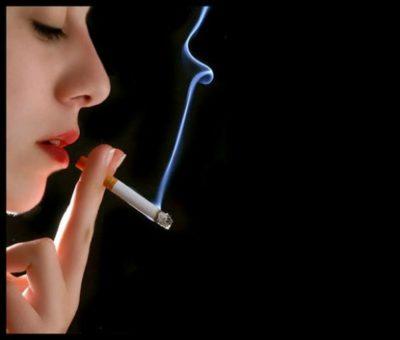 Зачеването и пушенето проблеми усложнения, стерилитет
