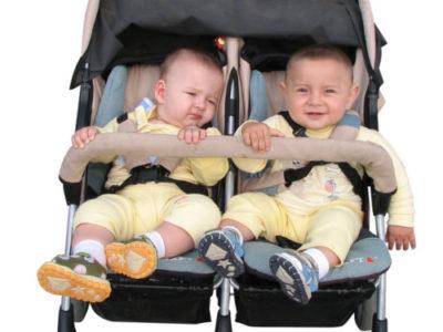 Отглеждане на близнаци