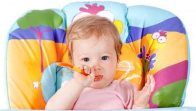 Хранене на бебе от 1 до 2 години