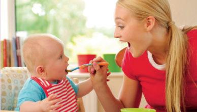Менюто на бебето кога и какви меса да въведем