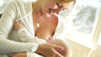 Запушен канал на гърдата при кърмене – ползите на ЛЕЦИТИН