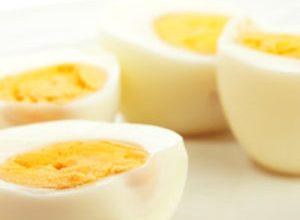 Първото яйце в менюто на бебето