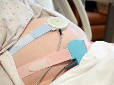 тонове на бебето в утробата