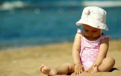 слънчева защита за бебето