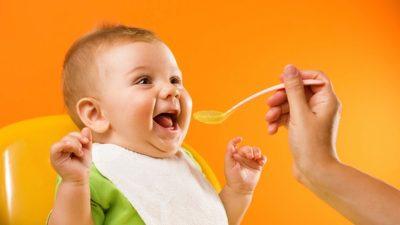 Захранването и бебешките каши