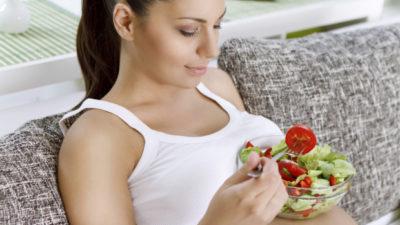 Да преборим болестите по време на бременността с помощта на храната