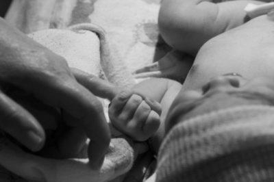Остатъци от плацента след раждането и задържане на плацентата