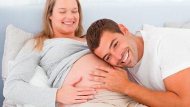 Присъствие на таткото в родилна зала