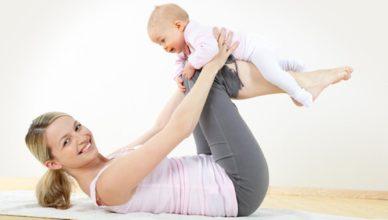 Възстановяване след раждане