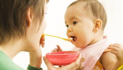 Кога да захраним бебето с глутен