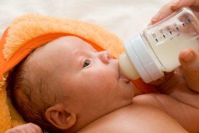 Гастроезофагеален рефлукс при бебета