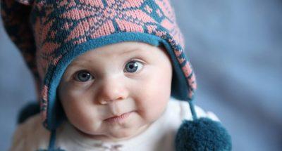 Как да обличаме бебето през зимата